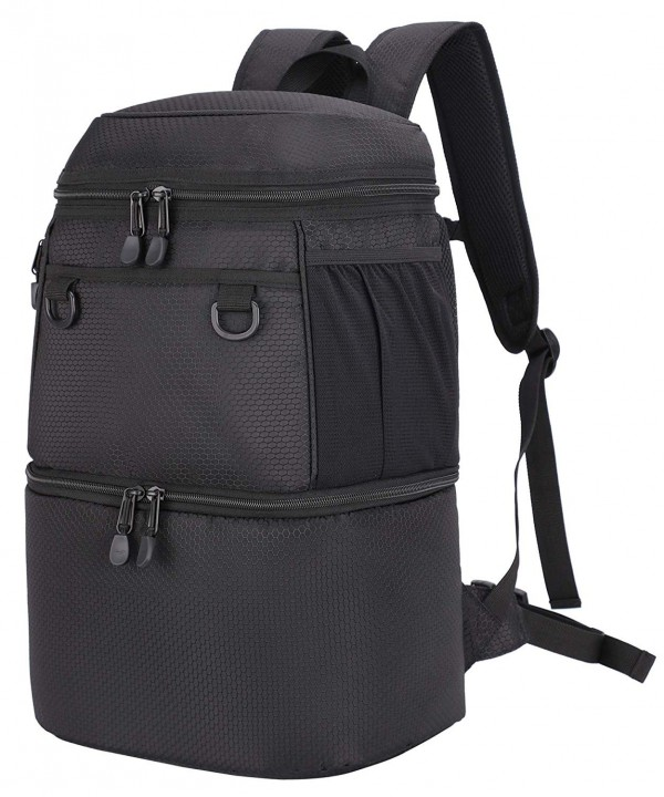 MIER Insulated Backpack Cooler Camping