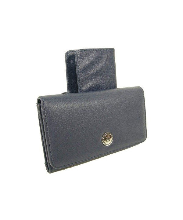 Stone Mountain Ludlow Trifold Leather
