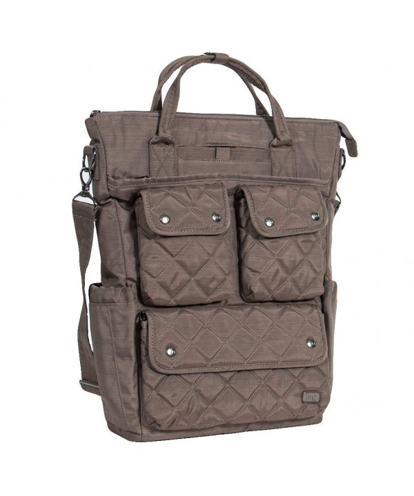 Lug Womens Charleston Brushed Walnut