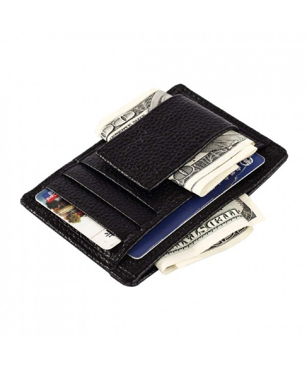 Tonsee PU Leather Money Credit Holder