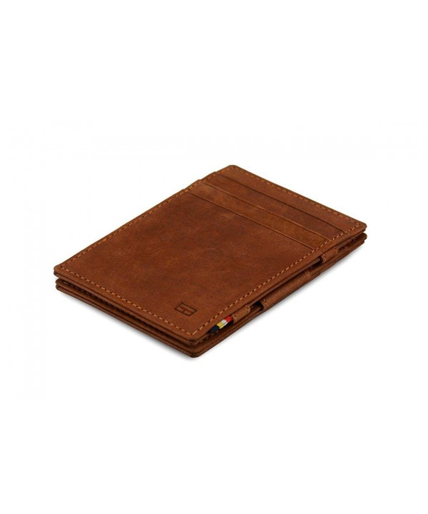Garzini Magic Wallet Leather Essenziale