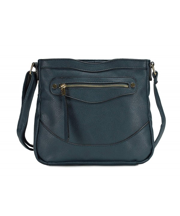 Scarleton Simple Front Crossbody H1956
