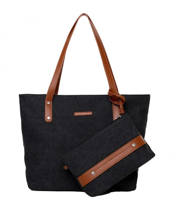 Degohome Canvas Handbag Shoulder School