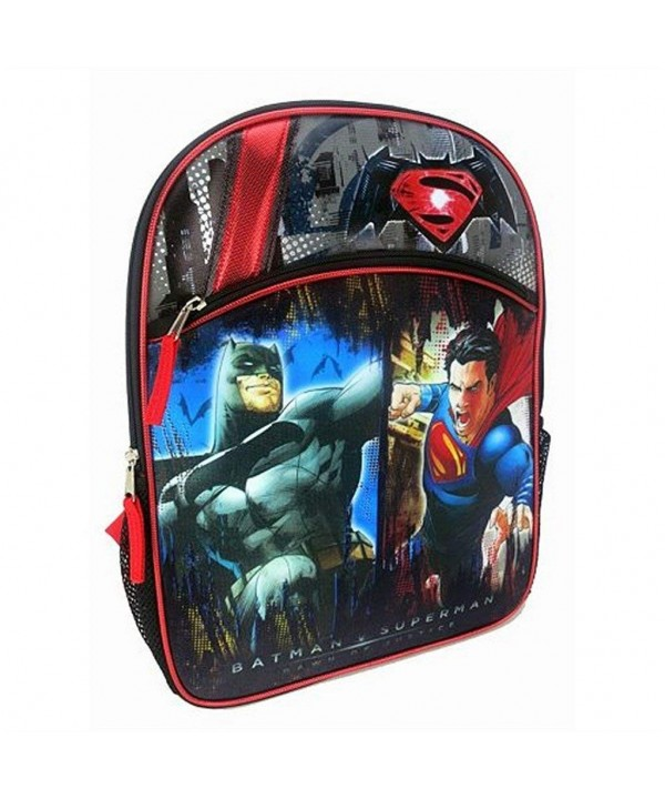 Batman Superman Dawn Justice BackPack