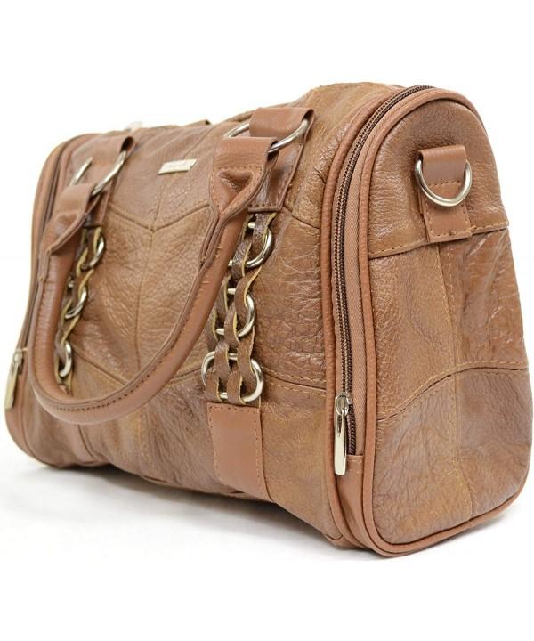 Ladies Soft Leather Handbag Shoulder