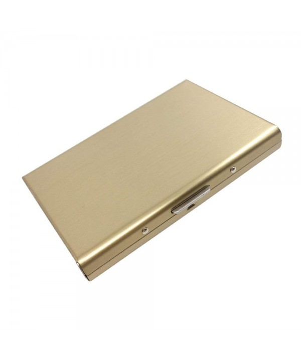 Credit Holder Travel Stainless Blocking