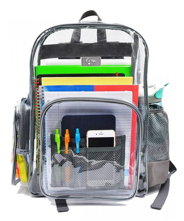 Backpack Security Stitches Military Transparent