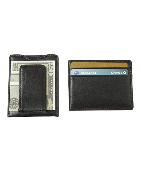 SW 936 Leather Magnetic Money Wallet