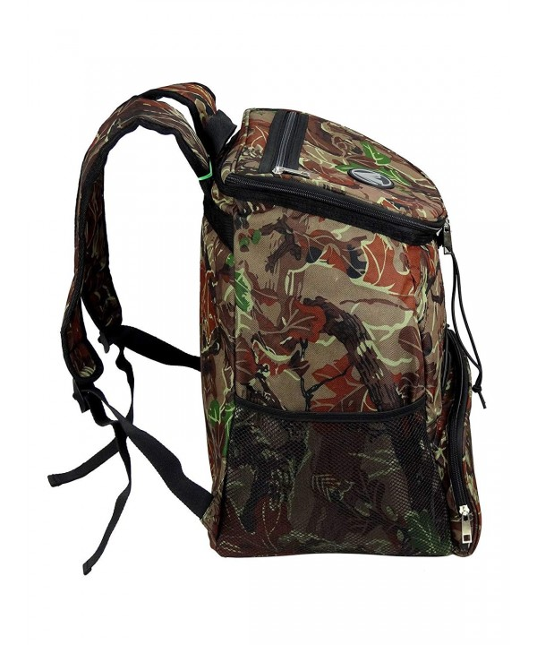 Large Padded Backpack Cooler Adjustable