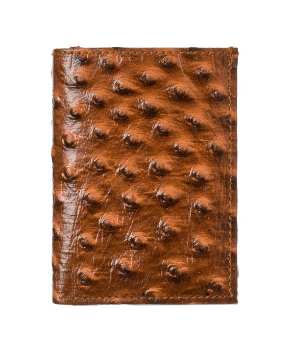 Republic Genuine Leather Trifold Wallet