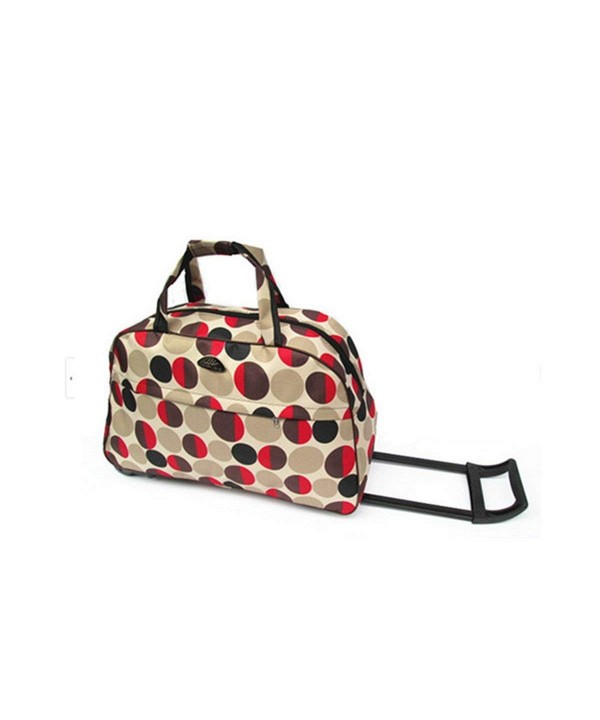 OURBAG Waterproof Luggage Trolley Multi Pattern