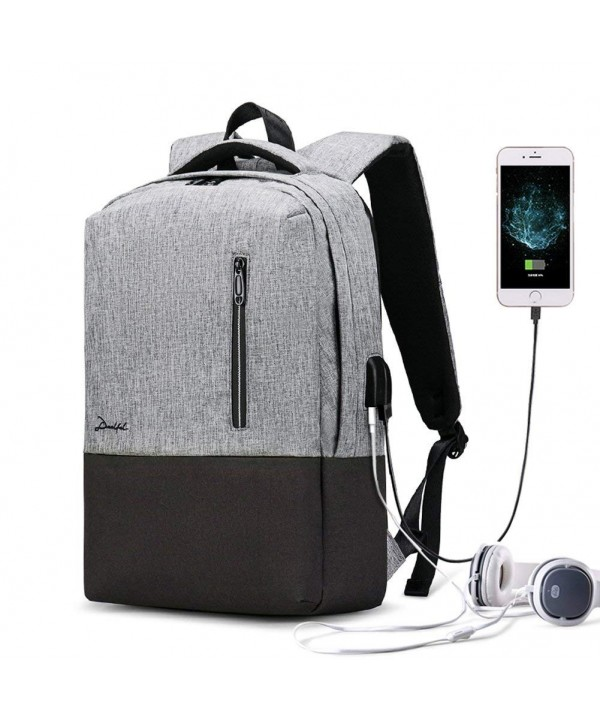 DEELFEL Backpack Waterproof Backpacks Lightweight