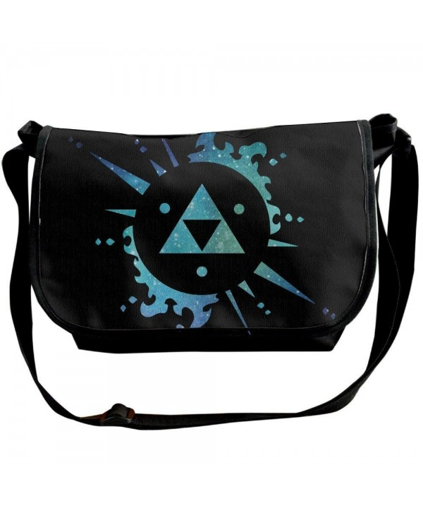 Amurder Personalized Triforce Messenger Shoulder