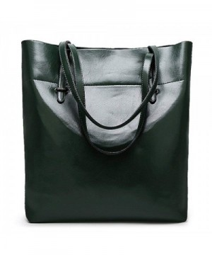 Zbella Womens Waxed Leather Shoulder