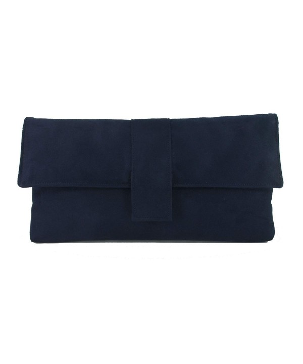 Womens Shoulder Dark Navy Blue