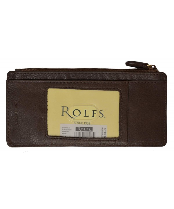 Rolfs Organizer Credit Holder Wallet