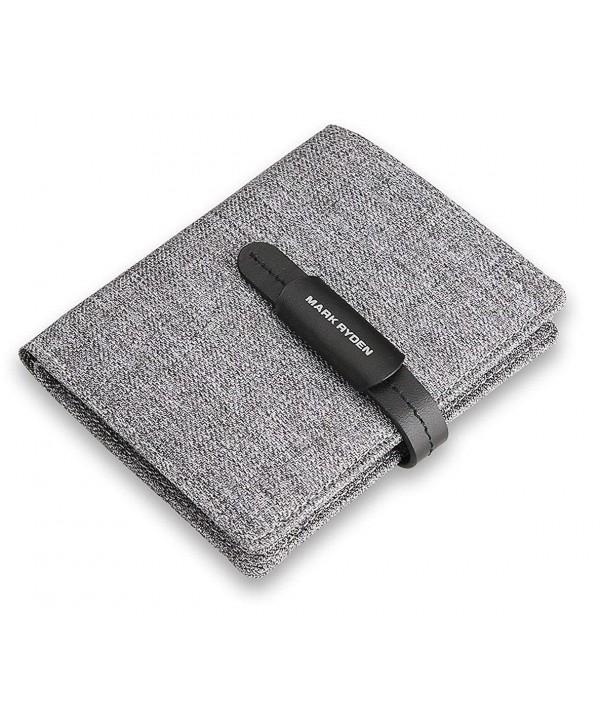Pocket Wallets Minimalist Wallet Zipper
