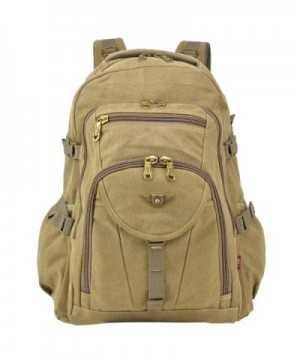 Dasein Capacity Adventure Backpack Compartments