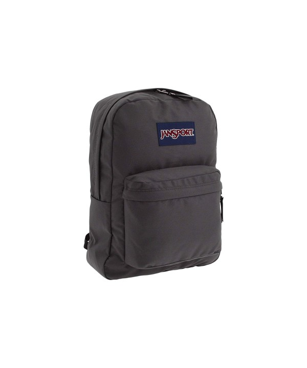 Jansport Superbreak Backpack Dark Grey