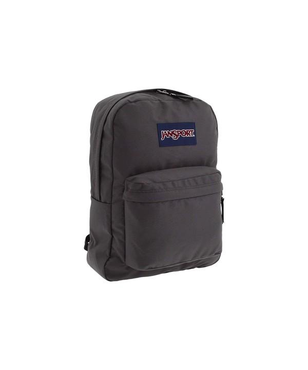 Jansport Superbreak Backpack Dark Grey