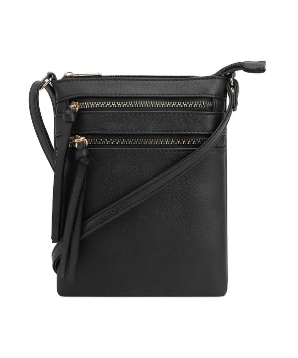 DELUXITY Essential Casual Functional Crossbody