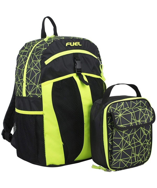 Fuel Backpack Bundle Yellow Shattered
