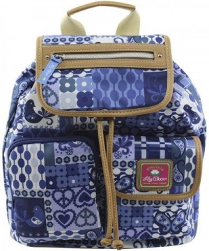 Lily Bloom Riley Multi Purpose Backpack