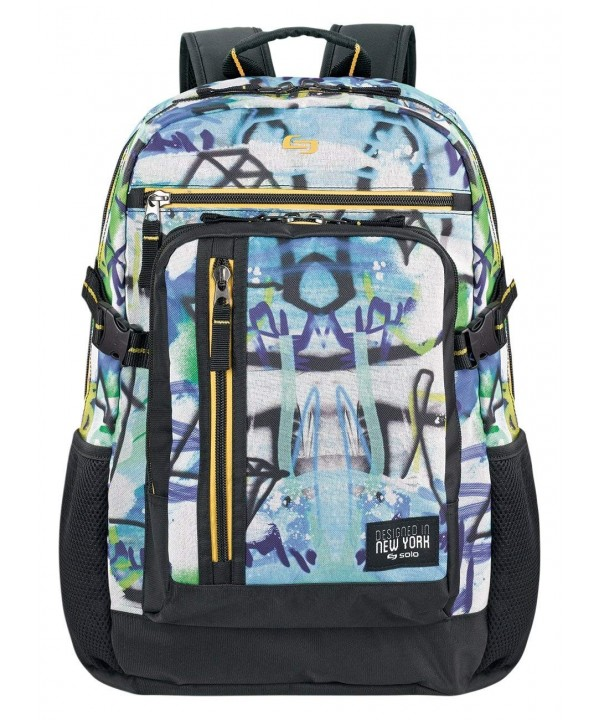 Solo Brooklyn 15 6 Laptop Backpack