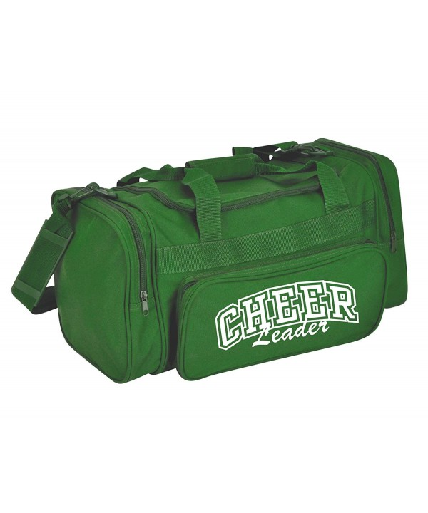 Durable Canvas Cheerleader Duffel Getz