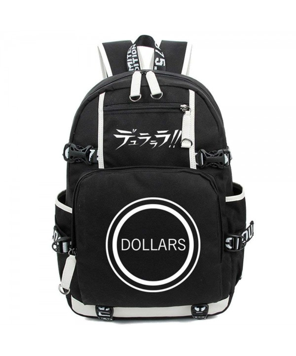 Siawasey Durarara Cosplay Luminous Backpack