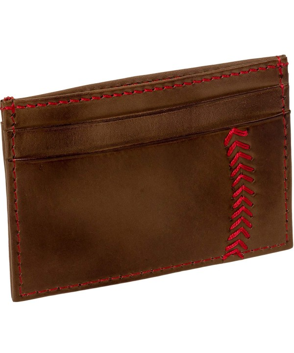 Rawlings Baseball Stitch Leather Card