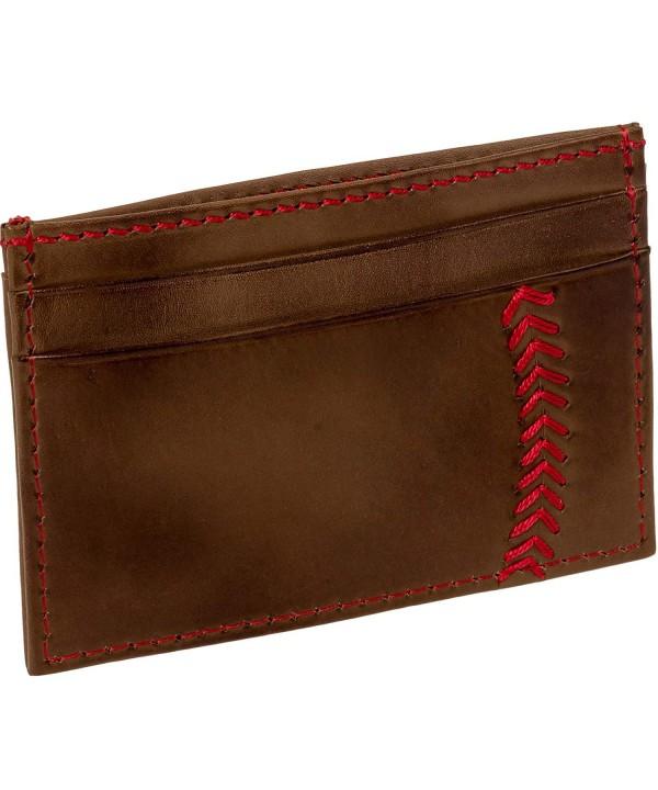 Rawlings Baseball Stitch Leather Card