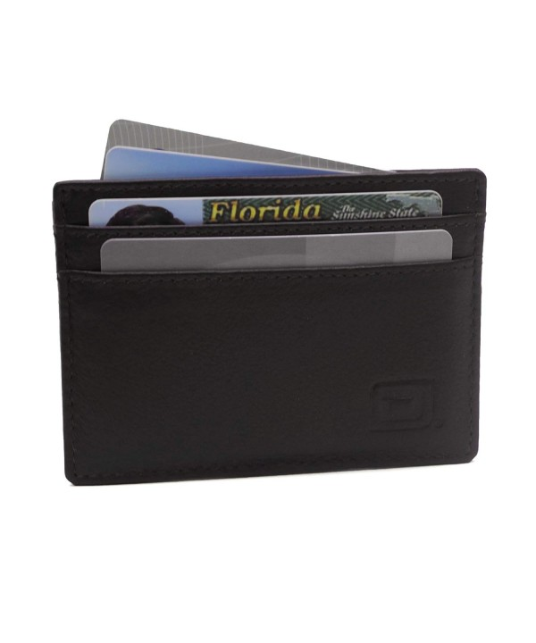RFID Wallet Two Sided Card Holder