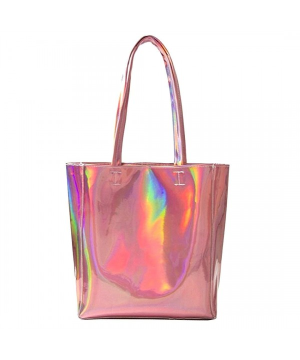 Amily Hologram Shoulder Handbag Lightweight