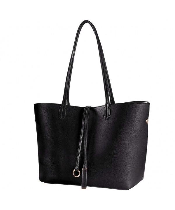 Stylish Leather Handbag Shoulder Commuter
