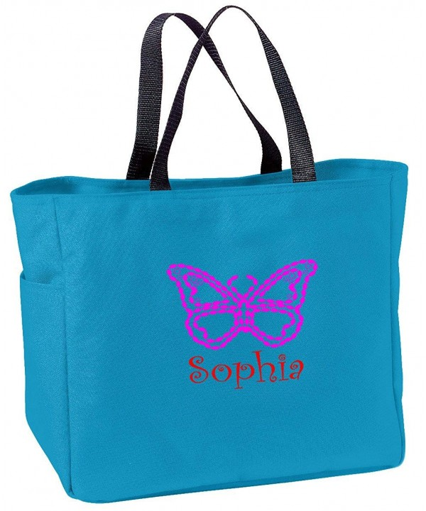 Butterfly Personalized Sport Essential Turquoise