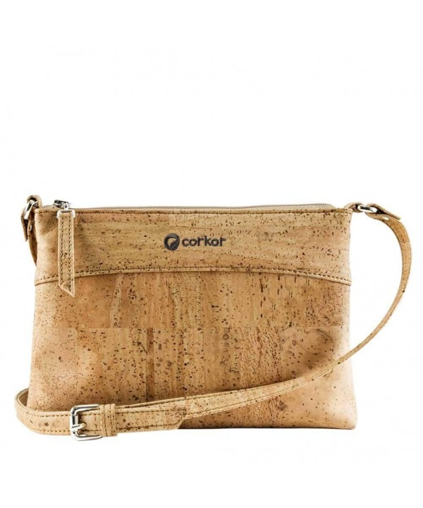 Corkor Crossbody Handbag Cross Body Hands Free