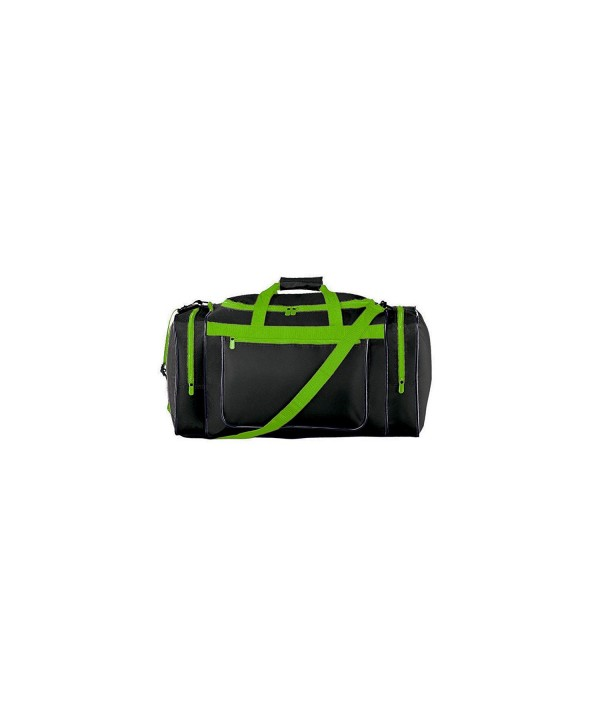 Augusta Sportswear Gear Black Lime
