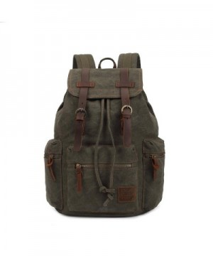 KaLeido Vintage Backpack Rucksack Daypacks