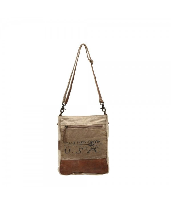 Myra Upcycled Shoulder Bag S 0953
