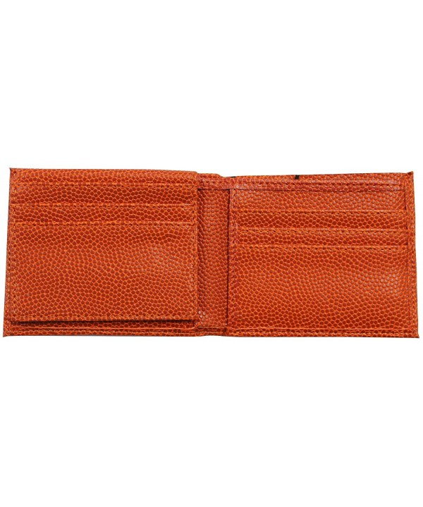 Basketball Leather Ball Material Wallet