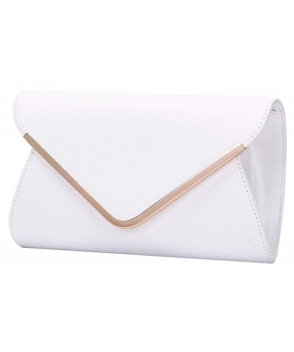 ILISHOP High end Envelope Clutches Handbags
