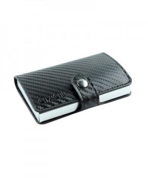TIDY ID Luxury Smart Wallet Carbon