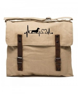 Dachshund Sticker Lifline Heavyweight Shoulder