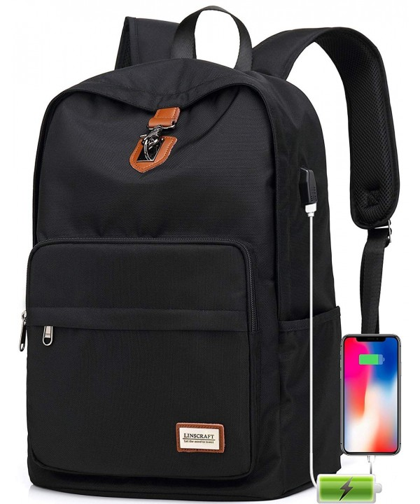 Backpack Business Charging Density Notebook