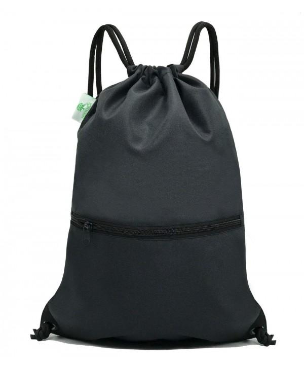 HOLYLUCK Women Sport Drawstring Backpack