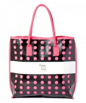 Landfill Dzine Recycled Polka Tote