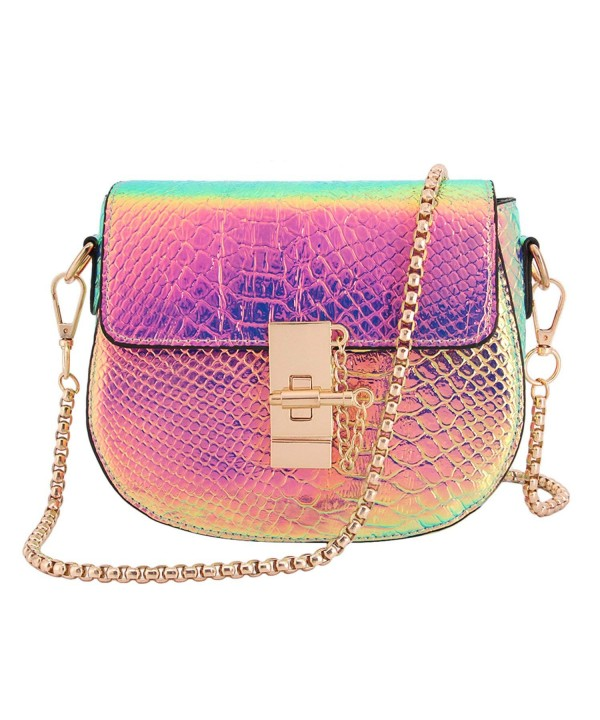 Candice Charming Hologram Holographic Crossbody