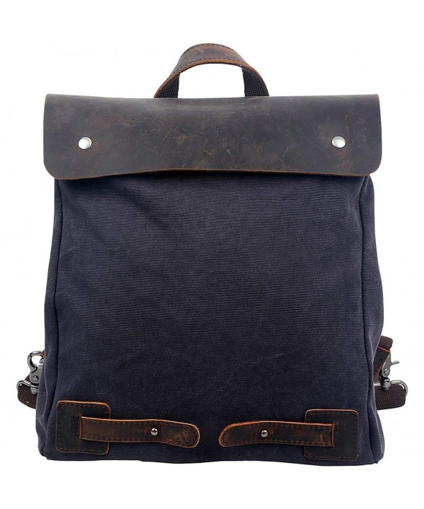 TSD Canvas Cooper Backpack Grey