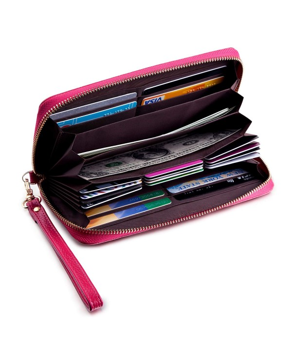UMODE Accordion Capacity Organizer Fuchsia